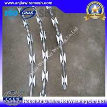 Hot DIP Galvanized Razor Wire with (CE and SGS)