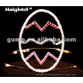 Tiara de cristal de Pascua -GWST0236