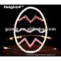 Easter crystal tiara -GWST0236