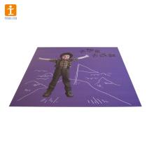 Impressão digital de grande formato de vinil die cut adesivo de parede decalque