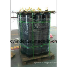 Cylindre d'extincteur vide