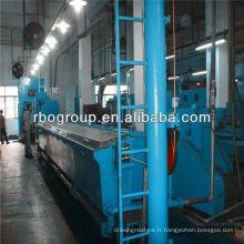 8DT(2.6-4.0) machine de ventilation cuivre 400 avec ennealing