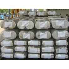 Aluminium / Aluminium Extrusionsprofil von Stange / Rundstange