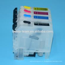 Pour Brother cartouche LC223 Imprimante cartouche d'encre Pour Brother MFC-J4620