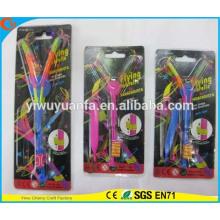 Горячая Продажа высокое качество красочный светодиодные вспышки рогатки вертолеты вертолеты игрушки
