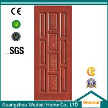 Massivholz-rote Eiche-Innenraum-Türen