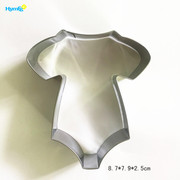 Stainless steel Baby Body Suit Biscuit Cookie Cutter