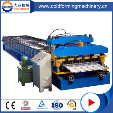 PPGI Roofing Steel Glazed Tiles Making Machine