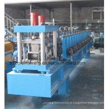C Purlin Roll dá forma à máquina sem perfuração