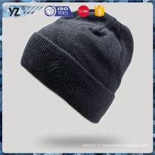 Factory Populaire chapeau à tricoter à la mode à vendre