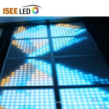 DMX LED cuadrado direccionable RGB Panel Club