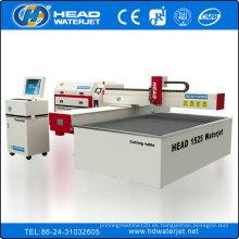 CNC máquina de corte de caucho máquina de corte de chorro de agua