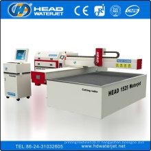 CNC machine de découpe en caoutchouc machine de découpe à jet d'eau