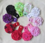 Grampo de cabelo de flor peônia grande para crianças tiaras cabelo jóias acessórios cabeça decoração parte jóias presentes