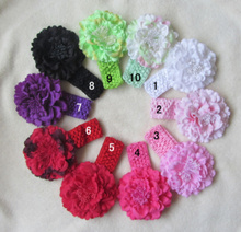 Big Peony Flower Hair Clip For Headbands Children Hair Jewelry Accessories Head Decoration Part Jewelry Gifts