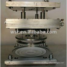 molde de goma de inyección de transferencia de compresión