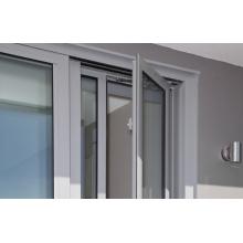 Feuchtigkeit bewertetes doppeltes Glas Aluminium Windows Preise
