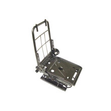 Welding Steel Galvanized / Chrome Plated Iveco Military Vehicl Seat Frames Hy54