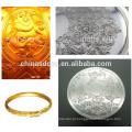Pequena e alta precisão cnc metal / ouro máquina JK - 4040M de gravura