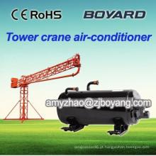 compressor do condicionador de ar do veículo da recreação do boyard r407c rv para o motorhome