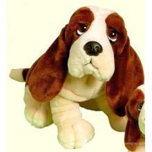 EN71 y ASTM peluche de juguete suave hush cachorros