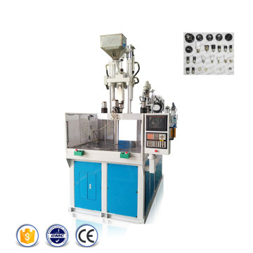 Vertikal Plast Rotary Plate Injection Molding Machine