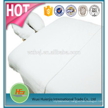 polyester cotton white face rest cradle cover for massage spa