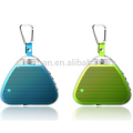 YM- new product bluetooth FM speaker with mobile phones display
