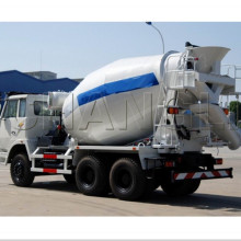 10m3 nagelneuer Mischer-LKW, Zement-LKW-Mischer