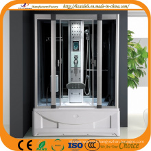 ABS Steam Shower Cabin with Bathtub (ADL-8808)