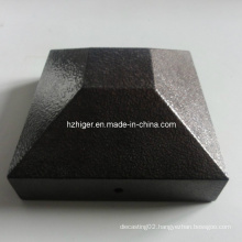 Powder Post Cap/Auminum Post Cap/Die Casting Post Cap