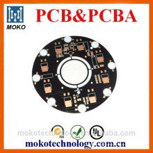 Usine produit PCB d'OEM pour la lumière menée