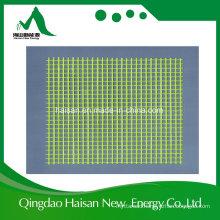 6*6mm C-Glass Yarn Alkali-Resistant Fiberglass Mesh for Roof Waterproof