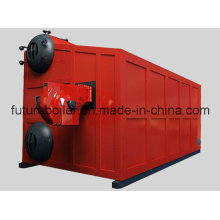 Horizontal D Type Water Tube Steam Boiler for Turbine
