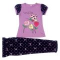 Summer Kids Baby Girl Suit pour vêtements pour enfants