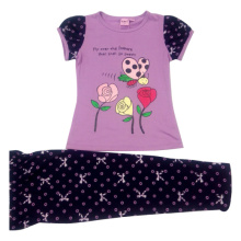 Summer Kids Baby Girl Suit for Children Clothing