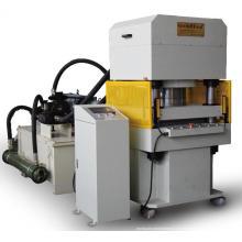 Máquina de imprensa de hidráulica de condutividade de grafite