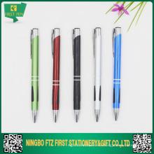Дешевая металлическая ручка для продвижения