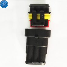 Automotive waterproof cable connectors