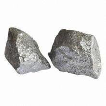 Metallic silicon, used in steel furnace