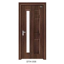 PVC-Tür (DTH-058)