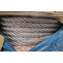 304 6x36WS+IWRC Stainless Steel Cable 36mm With AISI ASTM S