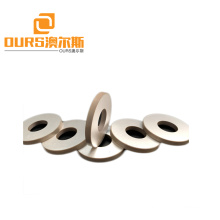 50*17*5mm Pzt 4 Pzt 8 piezo ceramic ring for 20-40khz ultrasonic transducer