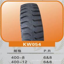 Cosse de mires 4.00-8 pneu pour moto tricycle