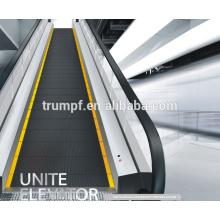Paseo en movimiento con ancho de 800 mm Pasos de aluminio