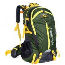40L Waterproof Nylon Outdoor Camping Sport Backpack Bag (YKY7294)