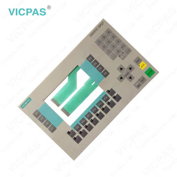 6FC5203-0AB10-0AA1 Membrane switch for OP031