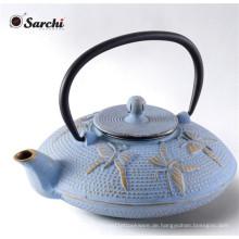 Japanische Eisen Tetsubin Teekanne
