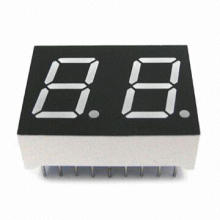 0.52-Inch Dual Digit Green LED Display