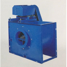 Low noise multi-wing centrifugal fan